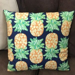 Other - 3 for 10! Pineapple pillow